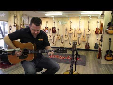 Martin D28 Marquis vs 1954 D28 Acoustic Guitar Comparison - Big Music Shop