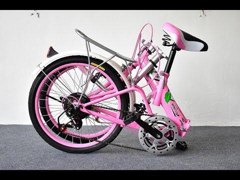 จักรยานพับได้ FUSJIN CLASSIC BIKE