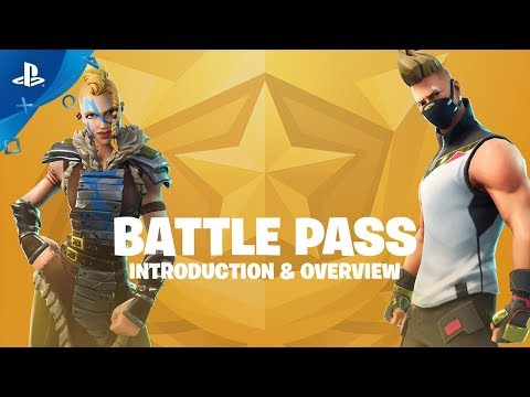 Fortnite - Season 5 Battle Pass Intro And Overview | PS4