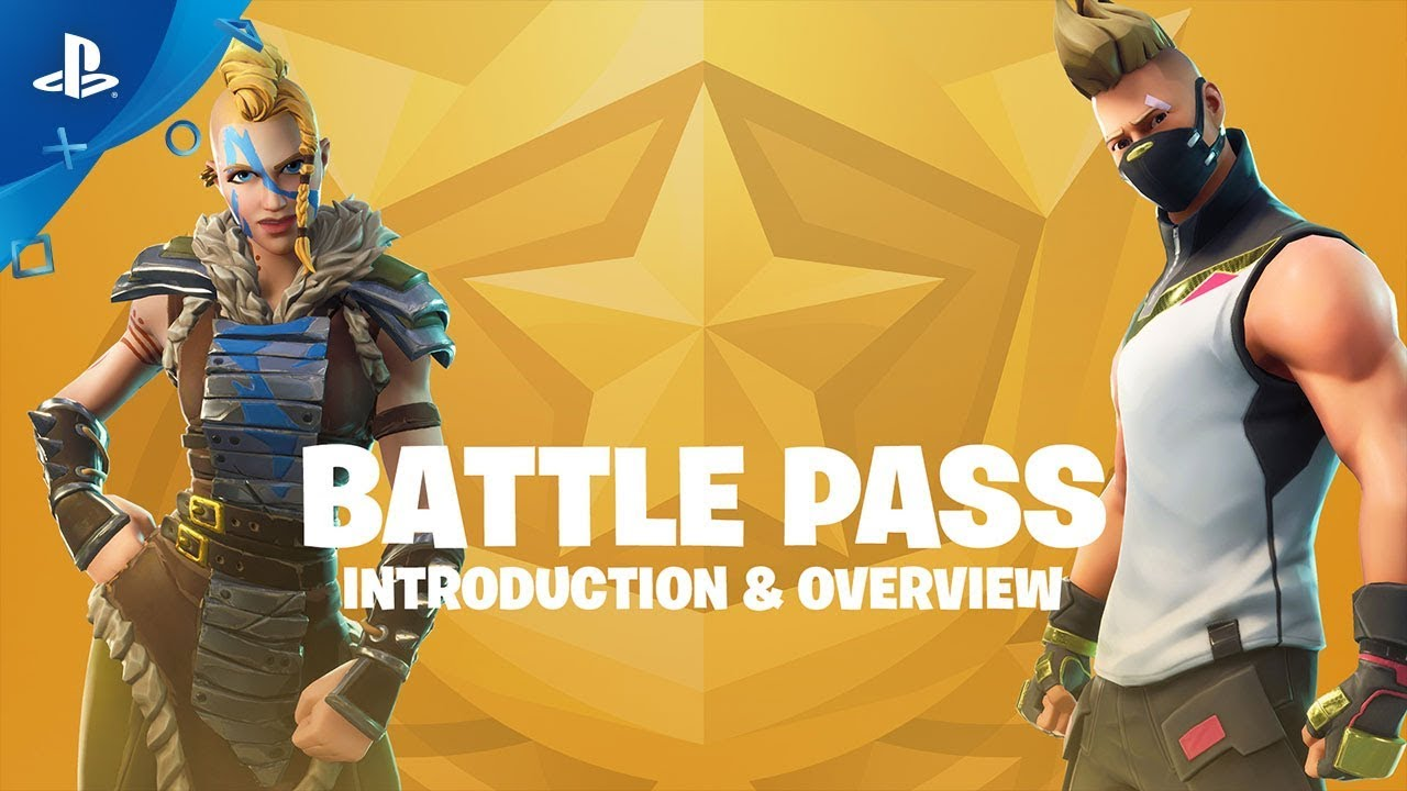Fortnite   Season 5 Battle Pass Intro and Overview   PS4   YouTube Fortnite   Season 5 Battle Pass Intro and Overview   PS4