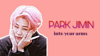 [ FMV ] PARK JIMIN - INTO YOUR ARMS [ alight motion edit ]