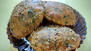 मेथी मसाला पुरी रेसिपी / Methi Masala Puri recipe