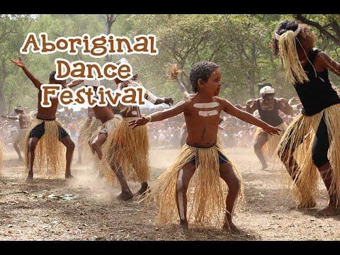 TRAVEL IMPRESSIONS AUSTRALIA: Aboriginal Dance Festival