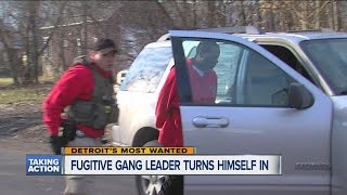 Detroit's Most Wanted - Gang leader turns himself in