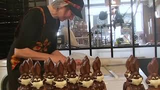 比利时巧克力制造商迎来喜忧参半的复活节