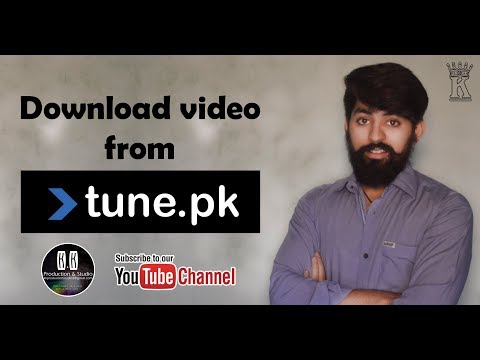 Download video from Tune.pk