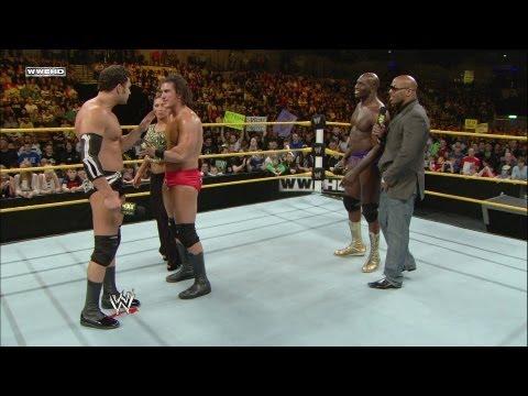 WWE NXT - WWE NXT November 8, 2011