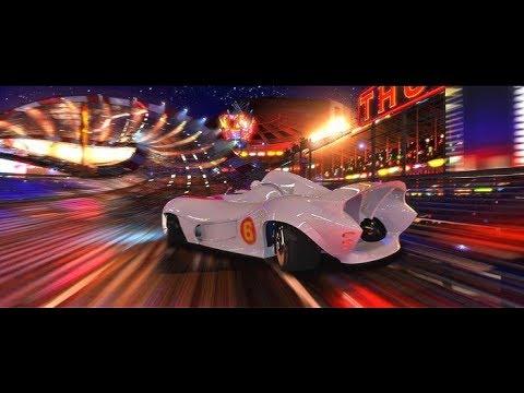 Первая гонка Спиди Рейсера. Часть-1 \ Спиди Гонщик ( Speed Racer )