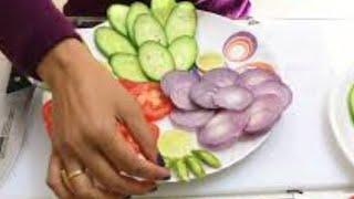 Salad Decoration Ideas # 19