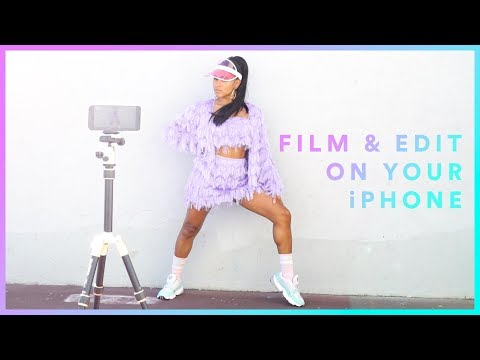 How To Film & Edit a Lookbook on Your iPhone