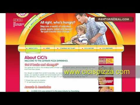 Cici's coupons
