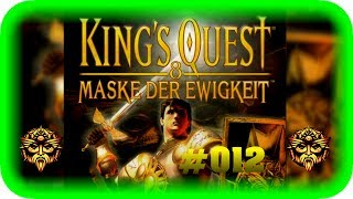 Let´s Play King´s Quest 8 - Maske der Ewigkeit (Ger) #012