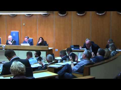 Enfield Housing Opposition debate Doug Taylor and Terry Neville Enfield Council 19 Nov 2014 720p