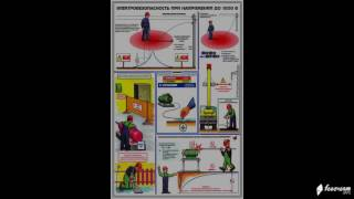 Плакаты по электробезопасности(, 2016-09-07T07:33:56.000Z)