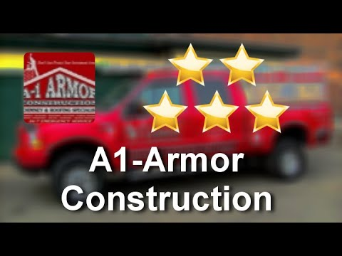 A1-Armor Construction North HaledonIncredible5 Star Review by Chaim A