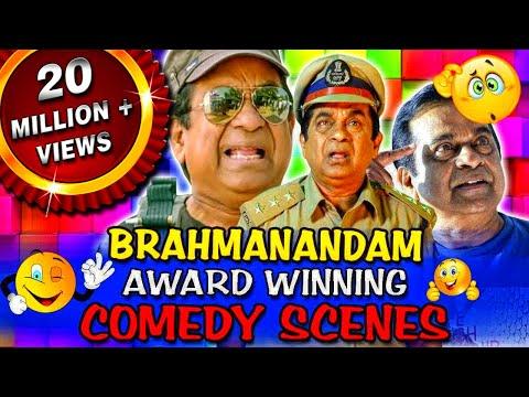 Brahmanandam Award Winning Comedy Scenes | Jr NTR, Allu Arjun, Vishnu Manchu thumbnail