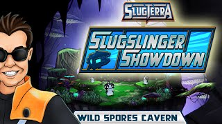 Slugterra Slugslinger Showdown - Wild Spore Cavern (iOS Gameplay)
