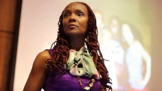 Born to move the crowd: Rha Goddess at TEDxBroadStreet