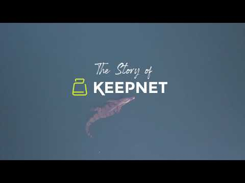 The Story Of Keepnet | Sport And Recreational Angling Conservation