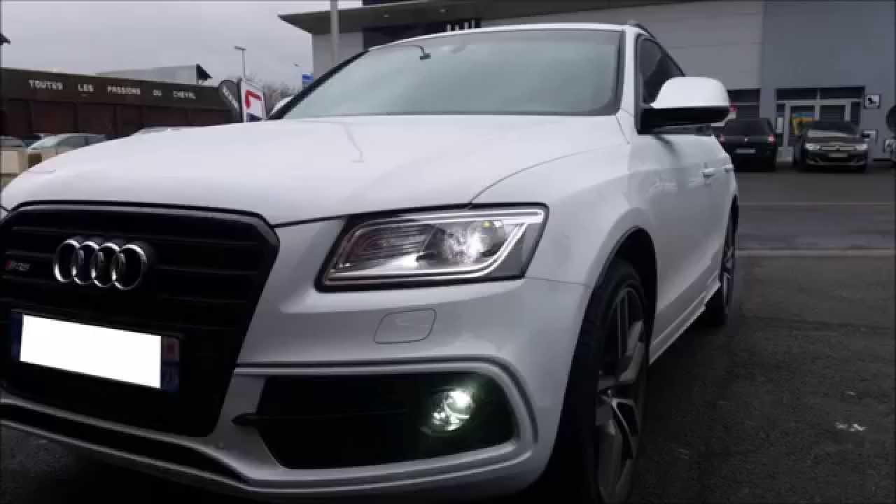 Audi Q5 Sq5 Xenon Pack Led Int U00e9rieure   Led Cree 80 W