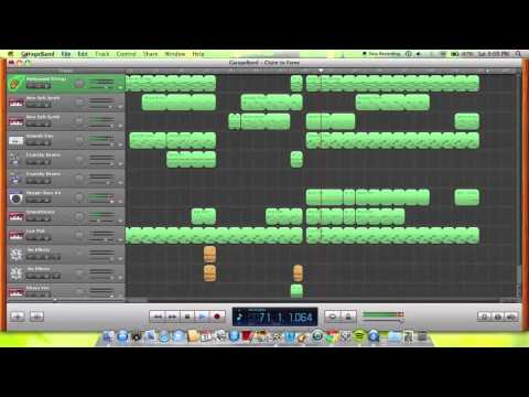 Garageband - Amazing Techno/Trance Song