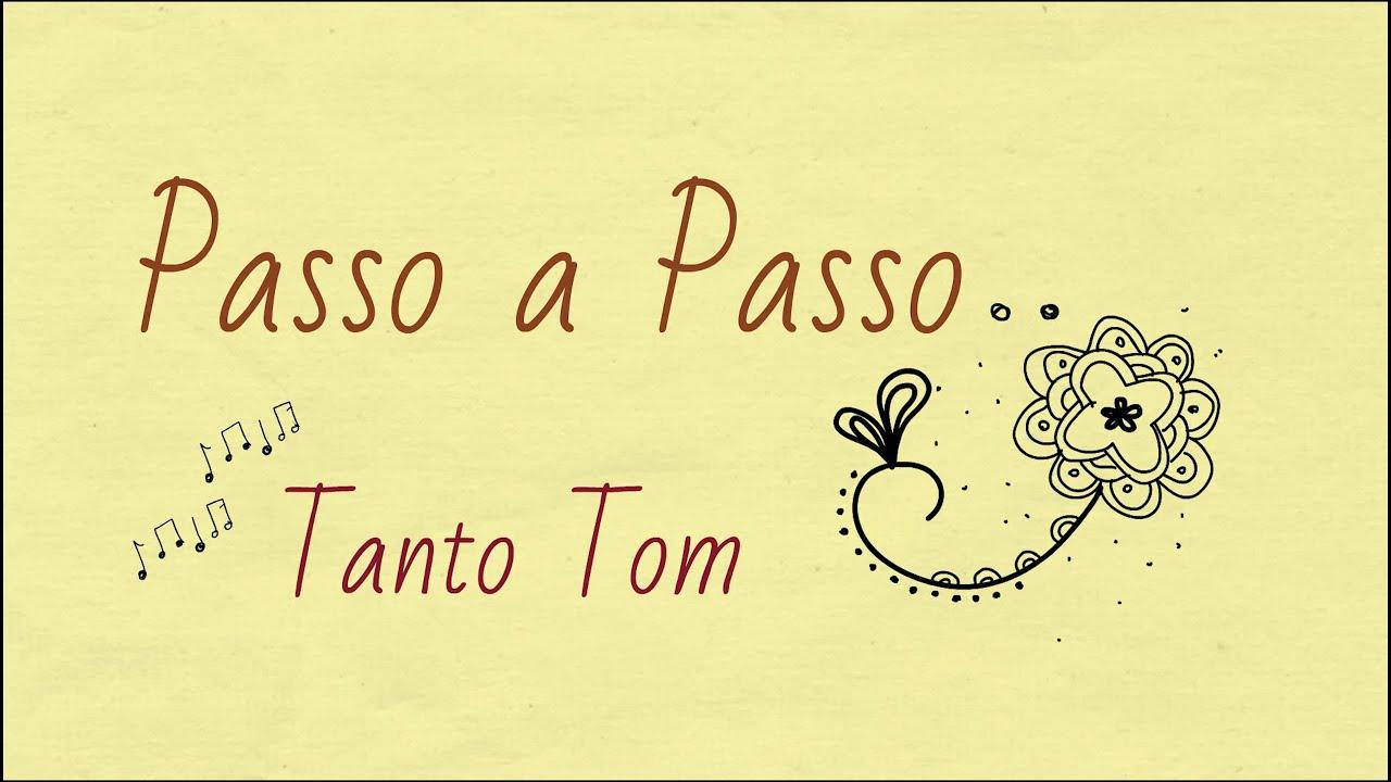 Doce a Brasileira- Passo a Passo Tanto Tom
