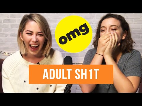 Download Youtube: GETTING OVER HEARTBREAK AND LOSS // ADULT SH1T PODCAST - Episode 7