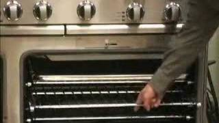 DCS All Gas Range Video - Convection Oven