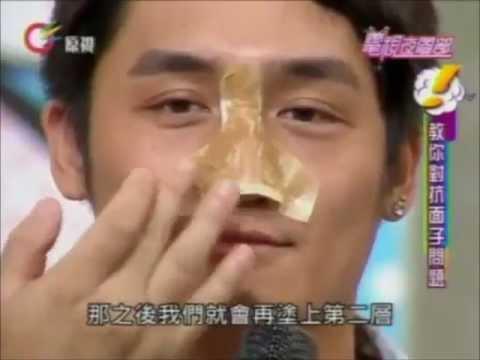 電視超推,比妙鼻X更好用的清鼻頭小粉赤的-絲晶煥采緊緻面膜