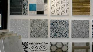 Carolina Tile & Stone's showroom is worth a visit. The showroom hou...