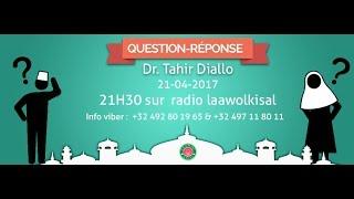 Baixar Questions & Réponses #1 - Dr. Tahir (radio laawolkisal)