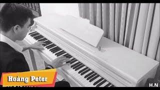 Chết Cho Tình Yêu - (Dấu Chân)- piano by Hoàng Peter