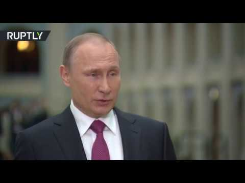 'Unique people': Putin recalls KGB times, wishes deep-cover agents prosperity (ENG SUBTITLES)