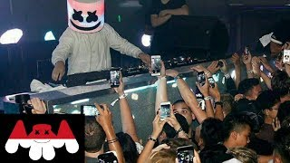 Marshmello at Sky Garden Bali Indonesia 2017