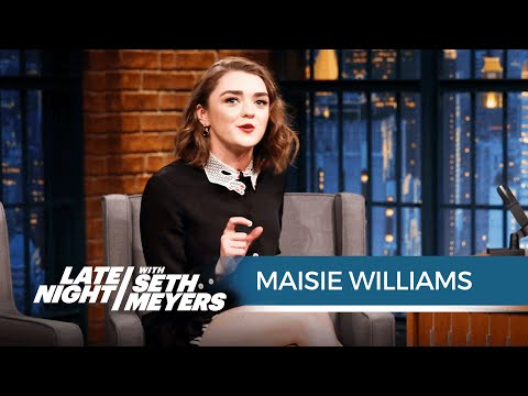 Maisie Williams Talks Game of Thrones Season 6