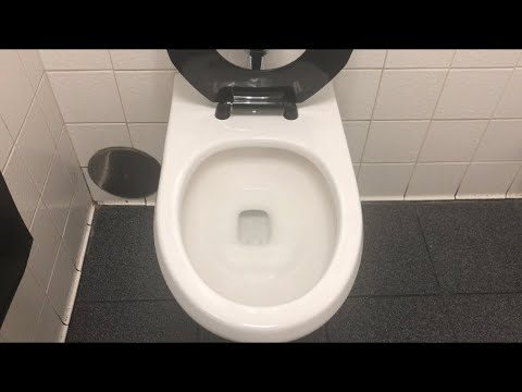 411. 2019 Redesigned American Standard Afwall Toilet.