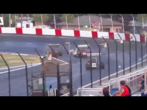 California Supermodified Series (C.S.S.) - Madera Speedway 8-15-15 (Part 1 of 3)