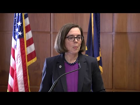 Kate Brown Vows Executive Action On Gun Control