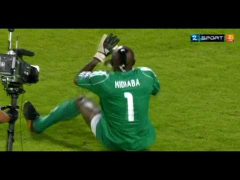 TP Mazembe - Inter 2-0 + Funny Goalkeeper Celebration!
