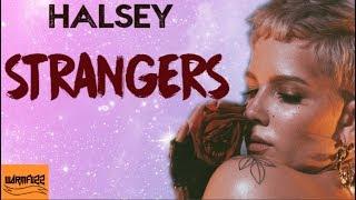 Strangers (Karaoke/Instrumental) - Halsey ft. Lauren Jauregui