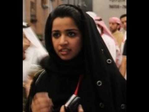 Real arab women