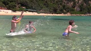 видео какое море в испании