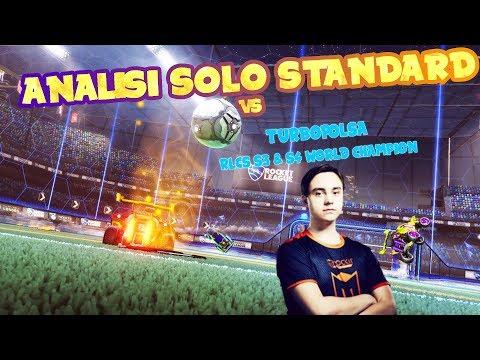 CONTRO UN CAMPIONE DEL MONDO! [ANALISI] |Solo Standard| Champion 3| Rocket League ITA #7 thumbnail