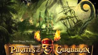 The Kraken/Davy Jones (Pirates of the Caribbean) - Metal Arrangement