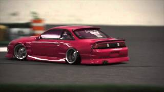 1.7.15 STREET BREAK STYLE RWD RC DRIFT