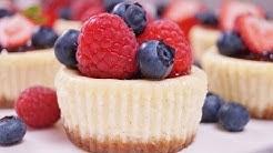 Mini Cheesecakes Recipe - Cheesecake Cupcakes - Diane Kometa - Dishin With Di  # 140