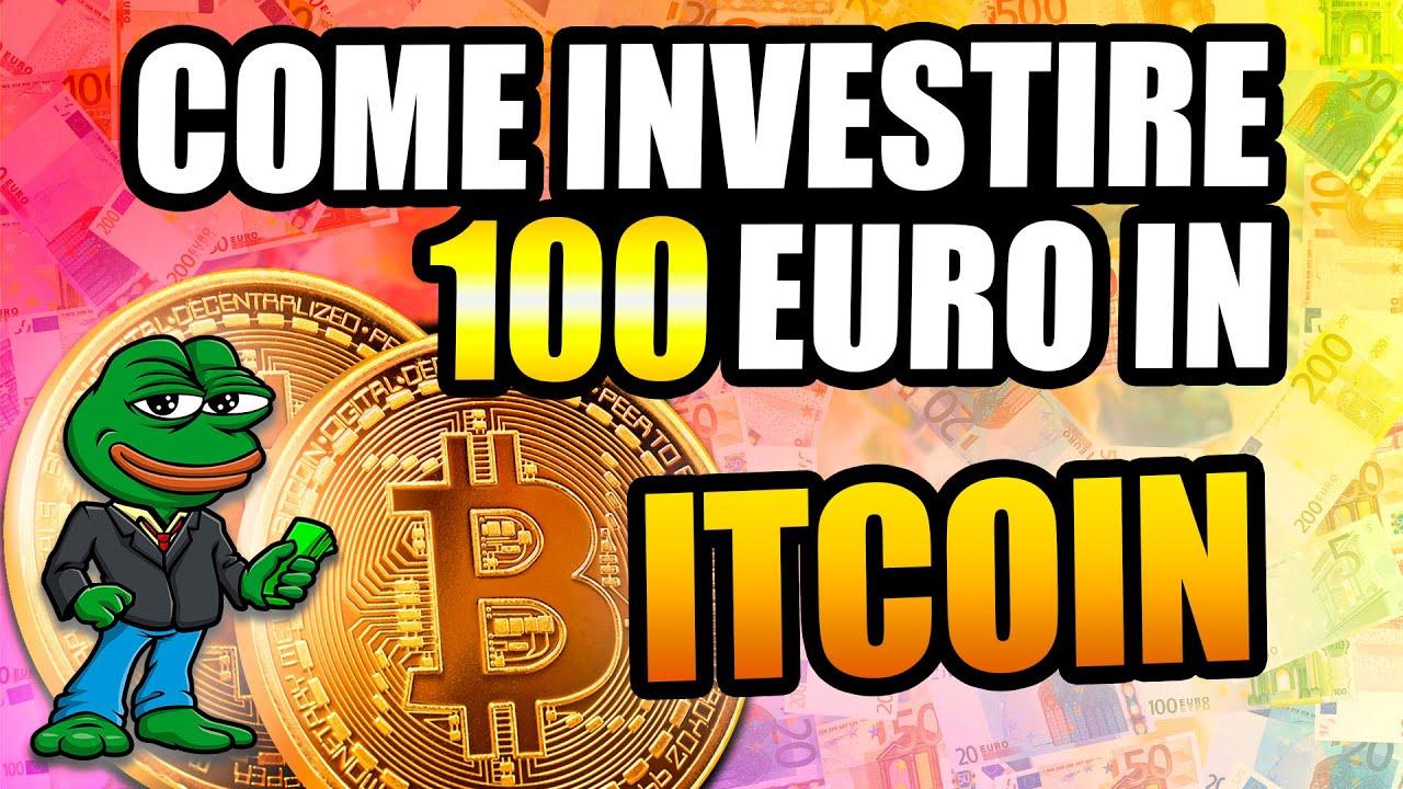 come avere tanti bitcoin posso investire r100 in bitcoin