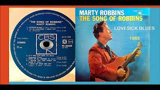 Marty Robbins - Lovesick Blues Vinyl YouTube Videos
