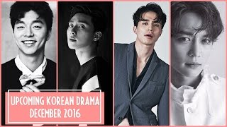 Video Upcoming Korean Drama December 2016 download MP3, 3GP, MP4, WEBM, AVI, FLV Agustus 2018