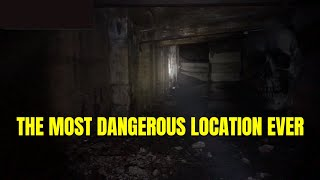 exploring underground tunnels